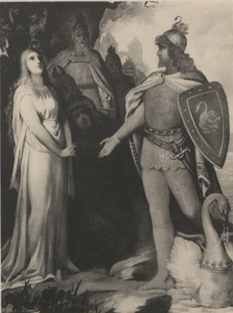"Heinrich Pröhle ""Lohengrin"""